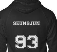 Seungjun 93 Zipped Hoodie