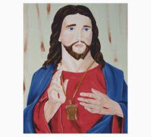 *Jesus Piece* Kids Clothes