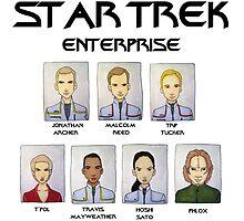 STAR TREK ENTERPRISE by Bantambb