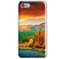 Waterscape II iPhone Case/Skin