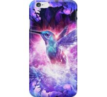 Hummingbird Love iPhone Case/Skin