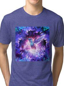 Hummingbird Love Tri-blend T-Shirt