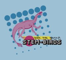 Ask Me About Stem-Birds by panaves