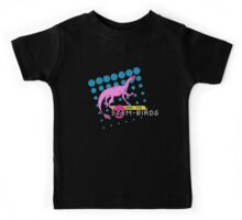 Ask Me About Stem-Birds Kids Tee