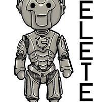 DELETE! DELETE! by Bantambb