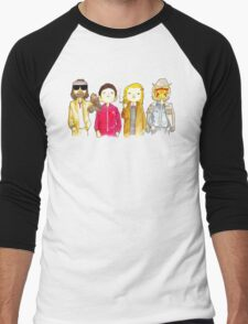 Royal Tenenbaum bought the house on Archer Avenue in the winter of his 35th year Men's Baseball ¾ T-Shirt