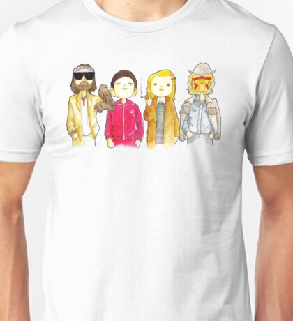 Royal Tenenbaum bought the house on Archer Avenue in the winter of his 35th year Unisex T-Shirt