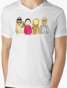 Royal Tenenbaum bought the house on Archer Avenue in the winter of his 35th year Mens V-Neck T-Shirt