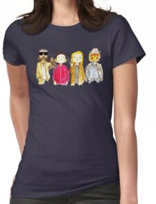 Royal Tenenbaum bought the house on Archer Avenue in the winter of his 35th year Womens Fitted T-Shirt