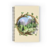 Get Lost Spiral Notebook