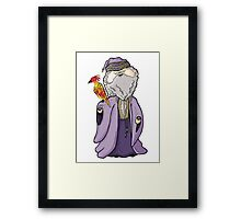 Albus Percival Wulfric Brian Dumbledore Framed Print