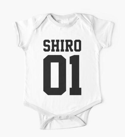 Shiro Sport Jersey  One Piece - Short Sleeve