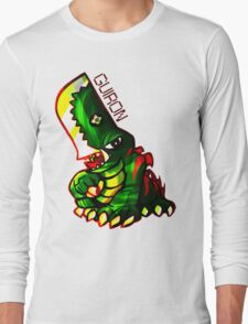 Kaiju Guiron Long Sleeve T-Shirt