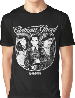 GLAMOUR GHOUL Graphic T-Shirt