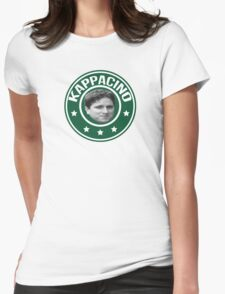 Kappacino - Twitch Womens Fitted T-Shirt