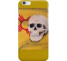 Zia Skullin iPhone Case/Skin
