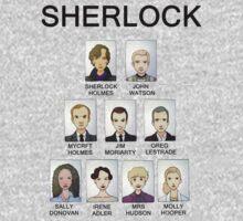 Sherlock Kids Clothes