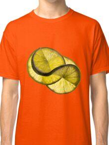 Cool lime twist Classic T-Shirt