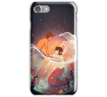 Flowers and Stars iPhone Case/Skin