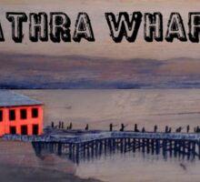 Tathra Wharf Sticker