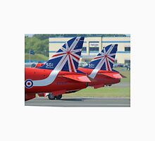 The Reds - Ready To Roll ! - Farnborough 2014 Unisex T-Shirt