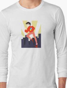 Kaneda Cityscape Long Sleeve T-Shirt