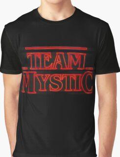 Stranger Team Mystic Graphic T-Shirt