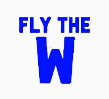 fly the w blue Unisex T-Shirt