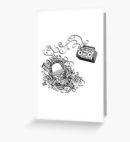 BFABB Greeting Card