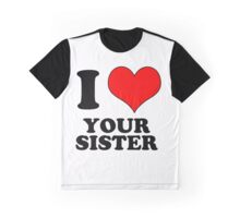 sister Graphic T-Shirt
