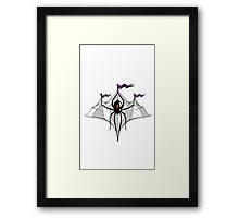 Spiders Circus Framed Print
