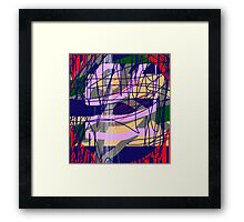 Artistic abstraction Framed Print