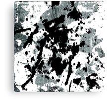 Ink Blot Canvas Print