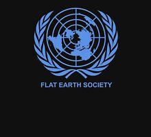 Flat Earth Society Classic T-Shirt