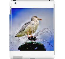 Squirt iPad Case/Skin
