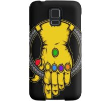 HAND OF THANOS Samsung Galaxy Case/Skin