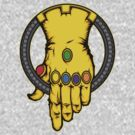 HAND OF THANOS by dorksince83