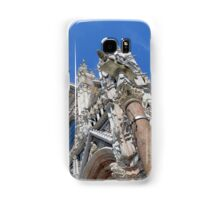 Detail of cathedral from Siena. Samsung Galaxy Case/Skin