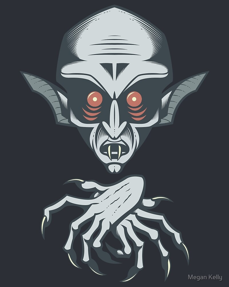 Nosferatu by Megan Kelly