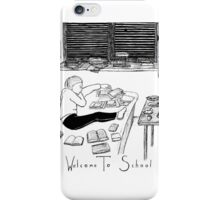 Pictures from hell iPhone Case/Skin