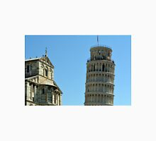 Monuments from Pisa, Italy. Unisex T-Shirt