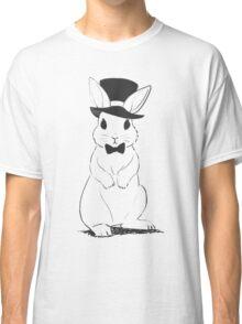 Top Hat Rabbit Classic T-Shirt