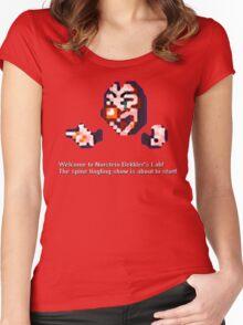 Chrono Trigger - Norstein Bekkler's Lab Women's Fitted Scoop T-Shirt