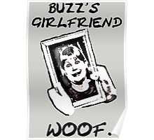 Home Alone: Buzz's Girlfriend Poster