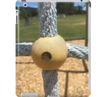 Rope Intersection iPad Case/Skin