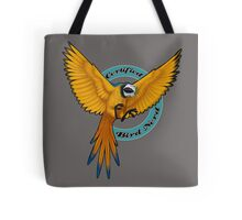 Certified Bird Nerd Tote Bag