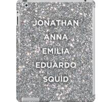 Glitter Sacconejoly! iPad Case/Skin