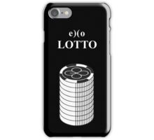 exo lotto 2016 iPhone Case/Skin