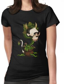 Sims Laganaphyllis Simnovorii Womens Fitted T-Shirt