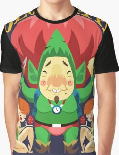 Tingle Graphic T-Shirt